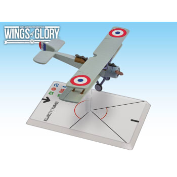 Wings of Glory WWI: Sopwith 1 1/2 Strutter (Costes/Astor)