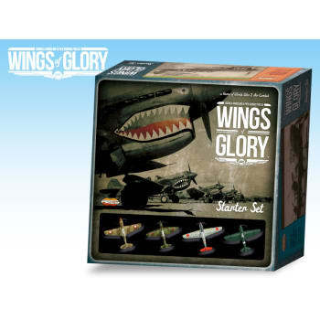 Wings of Glory WWII Starter Set