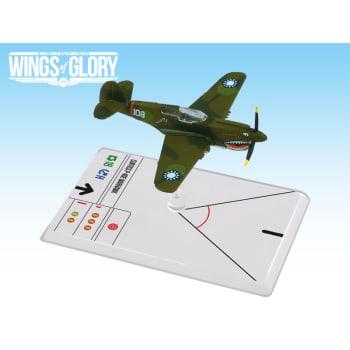 Wings of Glory WWII: Curtiss P-40E Warhawk (Hill)