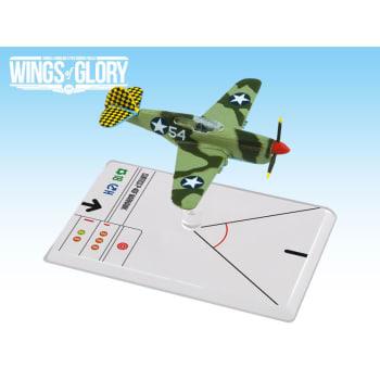 Wings of Glory WWII: Curtiss P-40F Warhawk (Lott)