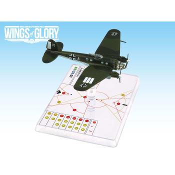 Wings of Glory WWII: Heinkel He.111 H-3 (Stab./KG53)
