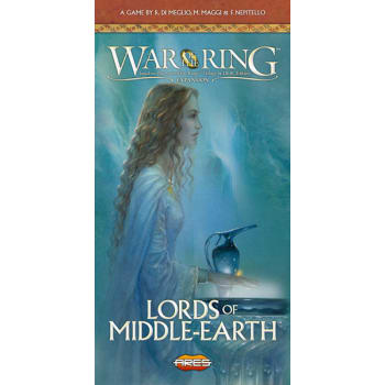 War of the Ring Second Edition: Lords of Middle Earth Expansion