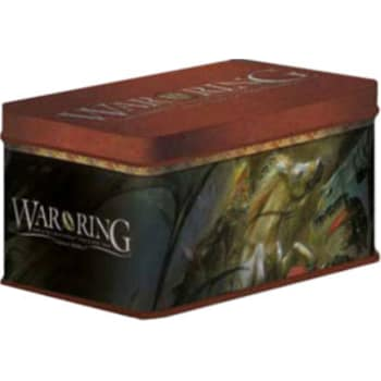 War of the Ring Second Edition: Card Box With Sleeves