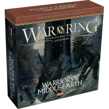 War of the Ring Second Edition: Warriors of Middle Earth Expansion
