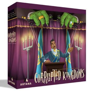 Corrupted Kingdoms