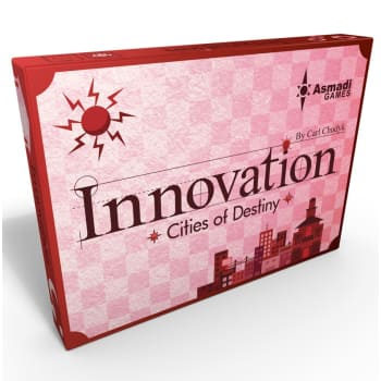 Innovation: Cities of Destiny (Third Edition)