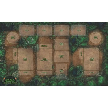 One Deck Dungeon Playmat