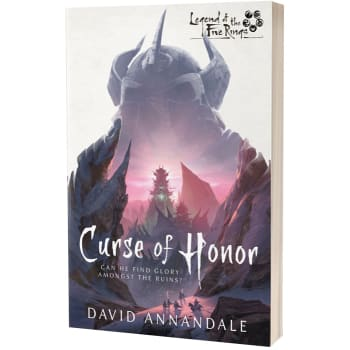 Legend of the Five Rings Novel: Curse of Honor