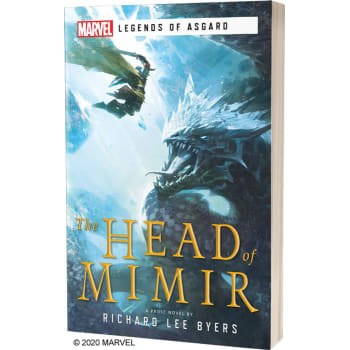 Marvel: Legends of Asgard Novel - The Head of Mimir