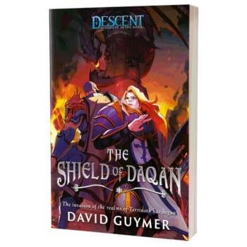 Descent Novel: Journeys in the Dark - The Shield of Daqan