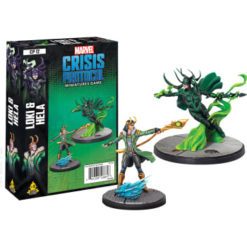 Marvel: Crisis Protocol - Loki and Hela Character Pack