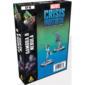 Marvel: Crisis Protocol - Gamora and Nebula Character Pack