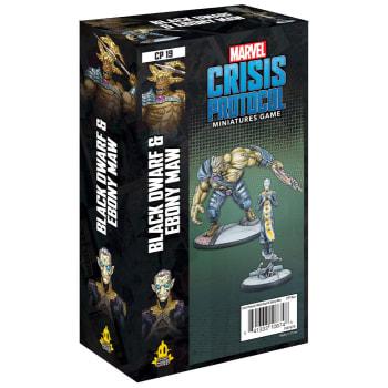 Marvel: Crisis Protocol - Black Dwarf and Ebony Maw Character Pack