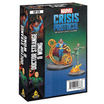 Marvel: Crisis Protocol - Dr. Strange and Wong Character Pack