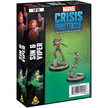 Marvel: Crisis Protocol - Sin and Viper Character Pack