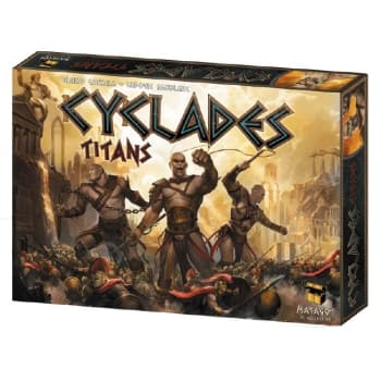Cyclades: Titans Expansion