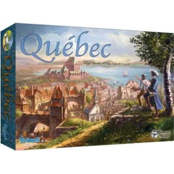 Quebec Board Game