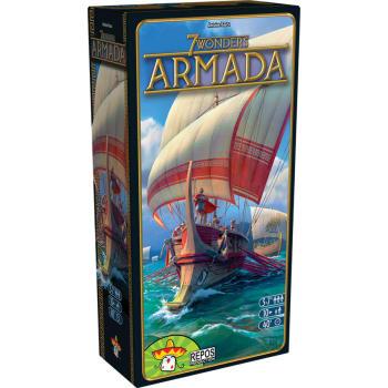 7 Wonders: Armada Expansion