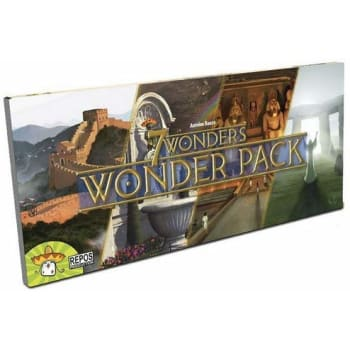 7 Wonders: Wonder Pack - Multilingual Edition