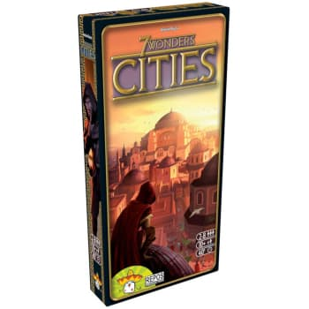 7 Wonders: New Edition: Cities Expansion