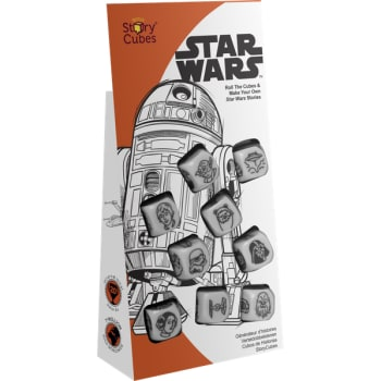 Rory's Story Cubes: Star Wars (Peg)