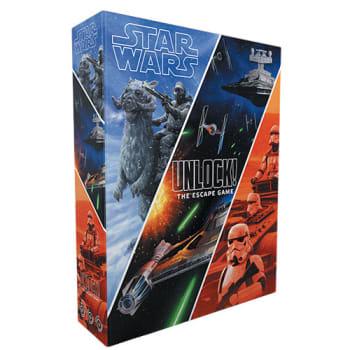Unlock!: Star Wars Escape Game