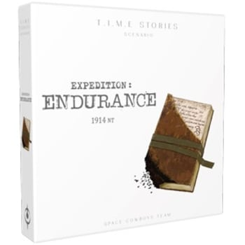 T.I.M.E. Stories: Expedition Endurance 1914 NT Expansion