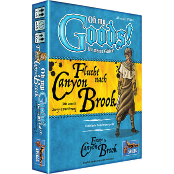 Oh My Goods!: Escape to Canyon Brook Expansion