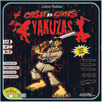 Ca$h'N Gun$ Yakuza Expansion
