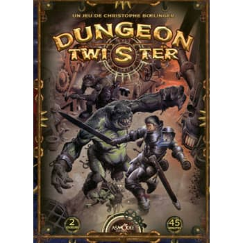 Dungeon Twister Board Game