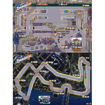 Formula D Expansion 3: Singapore/The Docks