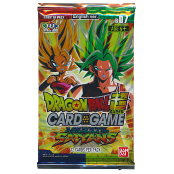 Dragon Ball Super TCG - Assault of the Saiyans - Booster Pack