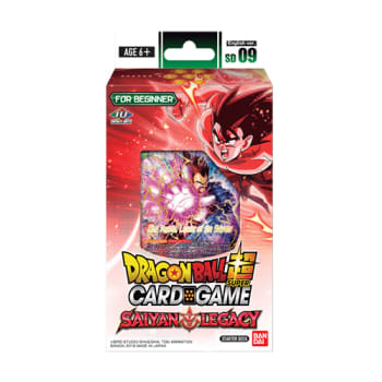 Dragon Ball Super TCG - Saiyan Legacy - Starter Deck