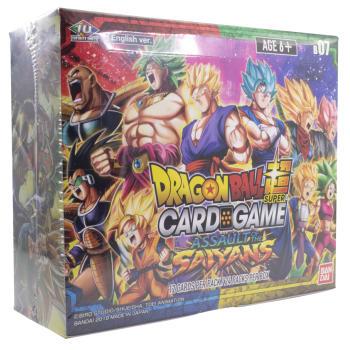 Dragon Ball Super TCG - Assault of the Saiyans - Booster Box