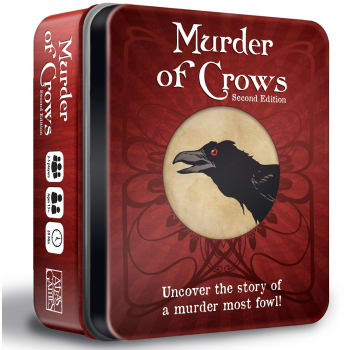 Murder of Crows Second Edition