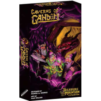 Treasure Mountain: Caverns of Gandum Expansion