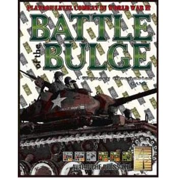 Panzer Grenadier: Battle of the Bulge Board Game