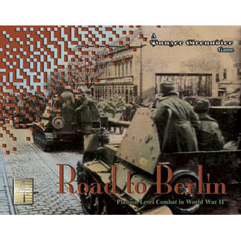 Panzer Grenadier: Road to Berlin Board Game
