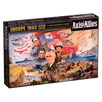 Axis and Allies: Europe 1940 Second Edition