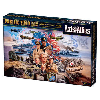 Axis and Allies: Pacific 1940 Second Edition
