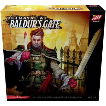Betrayal at Baldur's Gate (Ding & Dent)