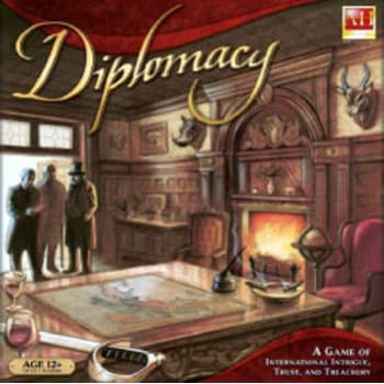 Diplomacy - 50th Anniversary Edition Board Game