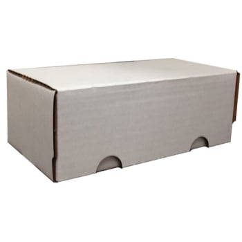 Card Storage - 400 count boxes (5)