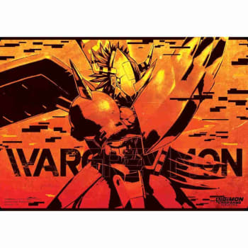 Digimon TCG - Playmat: Wargreymon