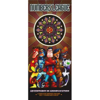 Numbers League
