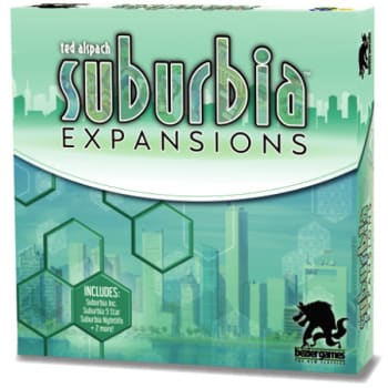 Suburbia: Second Edition Expansions