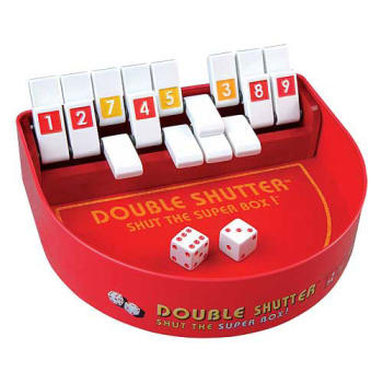 Double Shutter Dice Game