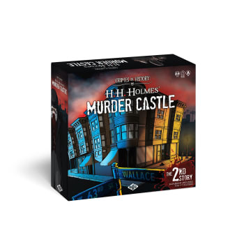 Crimes in History: H. H. Holmes' Murder Castle with The 2nd Story Expansion
