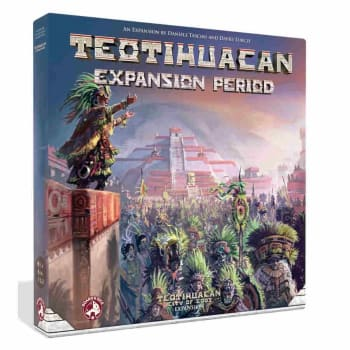Teotihuacan: Expansion Period Expansion