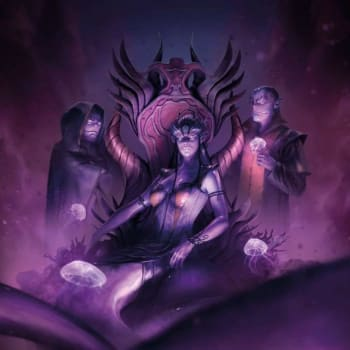 Conspiracy: Abyss Universe - Purple Cover Variant